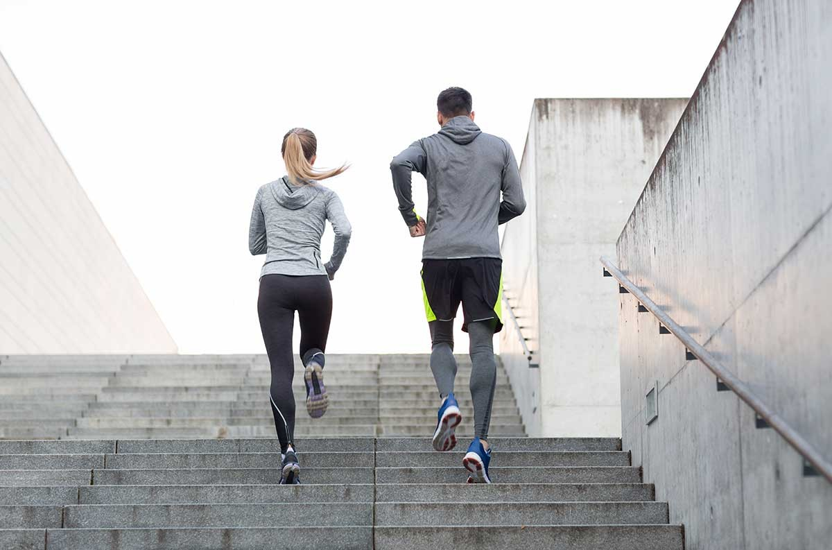 ventajas del entrenamiento personal al aire libre